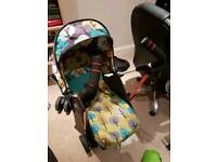 Cosatto To and Fro Travel System