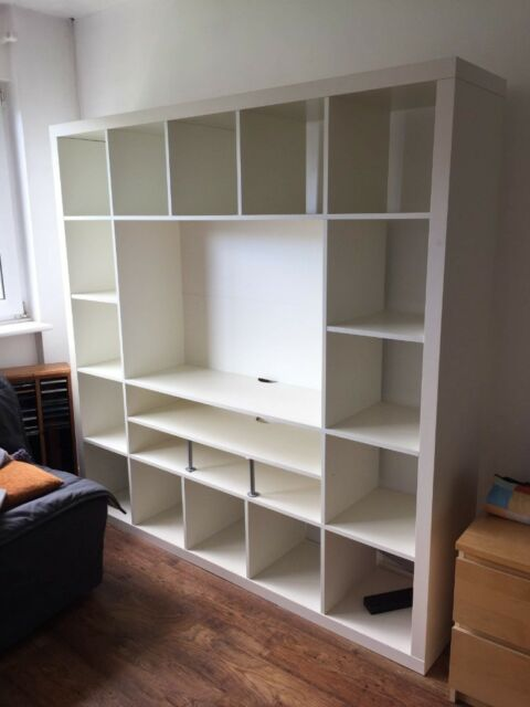 Ikea Expedit Tv Unit White V Good Condition In Thornbury Bristol Gumtree