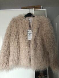 Zara jacket new with tags size medium