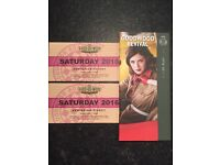 GOODWOOD REVIVAL SATURDAY TICKETS x6 -RARE CHANCE AT THIS PRICE, EVENT SOLD OUT LONG AGO!!!