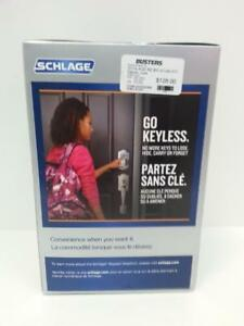Schlage Electric Lock. We sell used Home Renovation supplies and tools. (#51287)JE619474