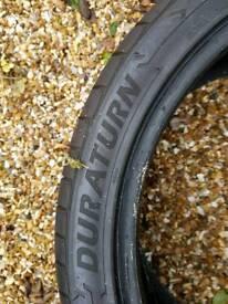 Winter tyres4x 255 40 19 100XL