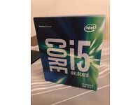 Intel® Core™ i5-6600K Processor 6M Cache, up to 3.90GHz, LGA1151 + BOX, TESTED 100% Fully working