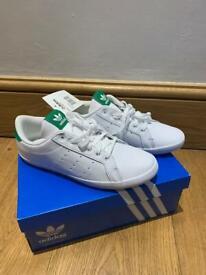 Adidas Originals Miss Stan Trainers size 5