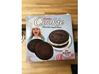 Jumbo cookie cake mould