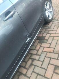 BMW 120D SE AUTO (CAT C REPAIRED)