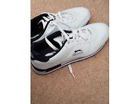 Mens Slazenger trainers size 8