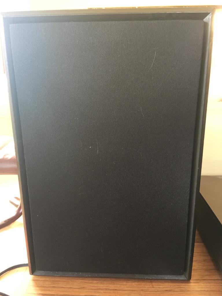 Royd Audio Eden loudspeakers in black ash