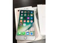 APPLE IPHONE 7 PLUS WHITE&GOLD 32GB MINT CONDITION VODAFONE NETWORK