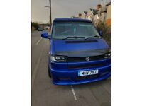 VW T4 Transporter Camper For Sale Or Swap
