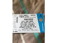 2x Tickets Eric Prydz EPIC 5.0 London £60 each