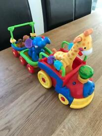 Fisher Price Animal Choo Choo Train