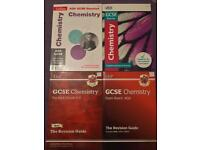 NEW GCSE 9-1 REVISION TEXTBOOKS (AQA AND EDEXCEL)