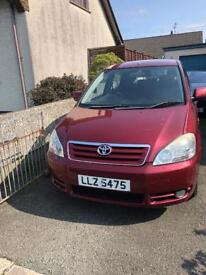 Toyota Avensis Verso 7 Seater 2003