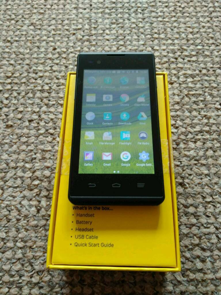 Unlocked 4g LTE phone boxed as newin Ipswich, SuffolkGumtree - Unlocked 4g LTE smartphone 8gb Android 5.1,etc boxed as new