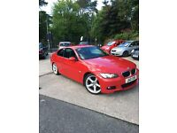 2007 320D M SPORT COUPE 177BHP IMOLA RED (CHEAPEST ONLINE)