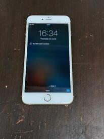 IPhone 6 Plus 16 Gb in gold unlocked without box with warranty