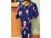 Beautiful floral Laura Ashley Dress-BNWT (paid £70)