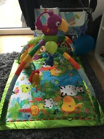 Baby Jungle Play Mat