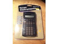 Texas Instruments BA-II Plus Scientific Calculator-NEW in original box