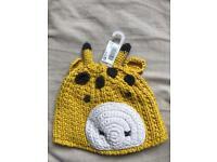 Next baby hat 0-3 month