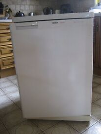 Bosch Exxcel under counter fridge for spares or repair