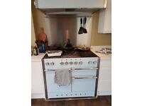 Selling slightly damaged high-end oven range, refrigerator and dishwasher