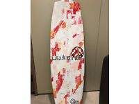 New Wakeboard women liquid force (134.2 cm by 42.5cm)