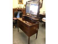 Fabulous Edwardian dressing table of the highest quality