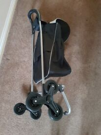 Shopping trolley. Good condition