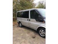 9 seater minibus ford transit torneo 8 months mot loads of money spent