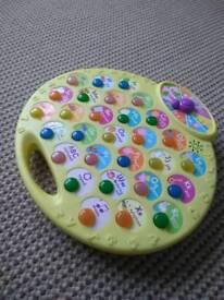 Peepa pig phonics toy