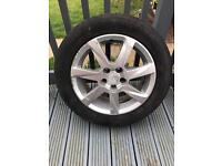 Seat Ibiza 14 inch Alloy wheel