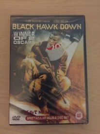 Black Hawk Down (2-Disc DVD) New