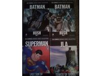 Dc collection 1st four from eagle moss