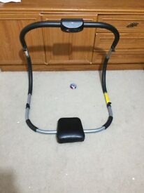 Ab exerciser great condition