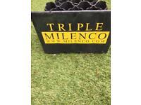 1 triple Millenco caravan leveller
