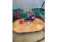Lol doll furniture set