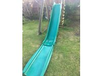 Garden slide and extension