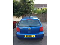 VW Polo 1.0 Petrol