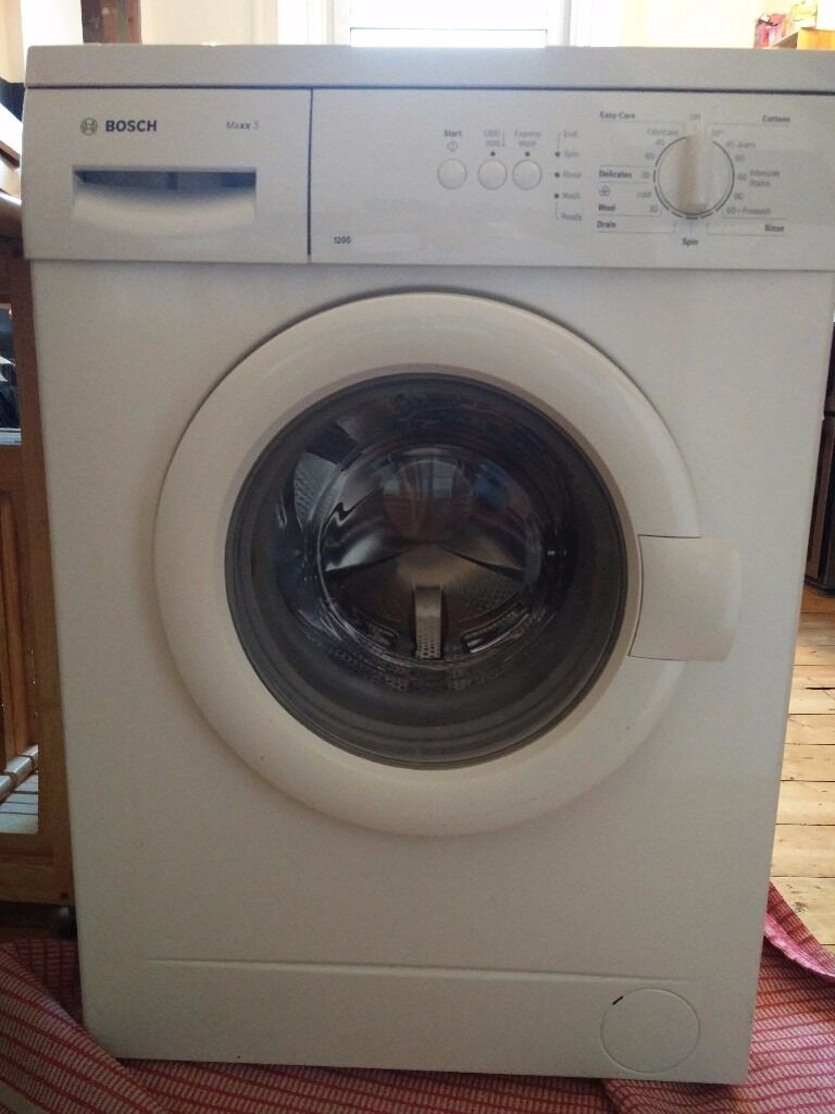 bosch washing machine bosch maxx 5 washing machine for in leith 11622