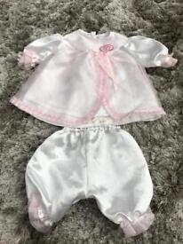 Toy Baby Annabell 2 piece dolls outfit