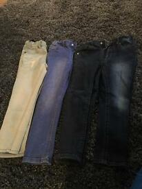 Boys age 5 river island jeans