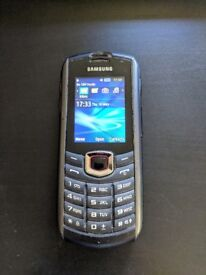 Samsung GT-B2710 IP rated mobile