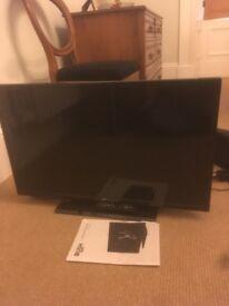 Bush 32inch LCD digital Freeview TV, new unused