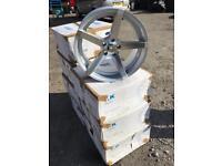 """19"""" alloy wheels alloys rims tyre tyres Mitsubishi Toyota Nissan Kia 5x114.3 vauxhall astra"""