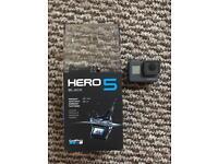 Go pro hero 5 with 3way handler