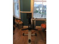 Concept 2 rowing machine Model D in mint condition - £500