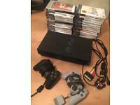 PlayStation 2 + 24 Games