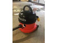 110V Numatic vacuum cleaner